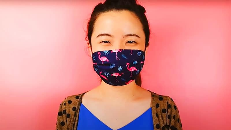 make your own facemask