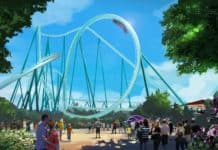 SeaWorld delays coasters, confirms events for Christmas and Halloween