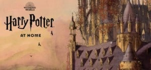 Harry Potter at home poster coronavirus attractions news