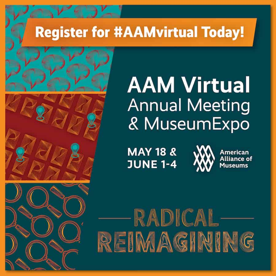 AAM Virtual Annual Meeting & MuseumExpo