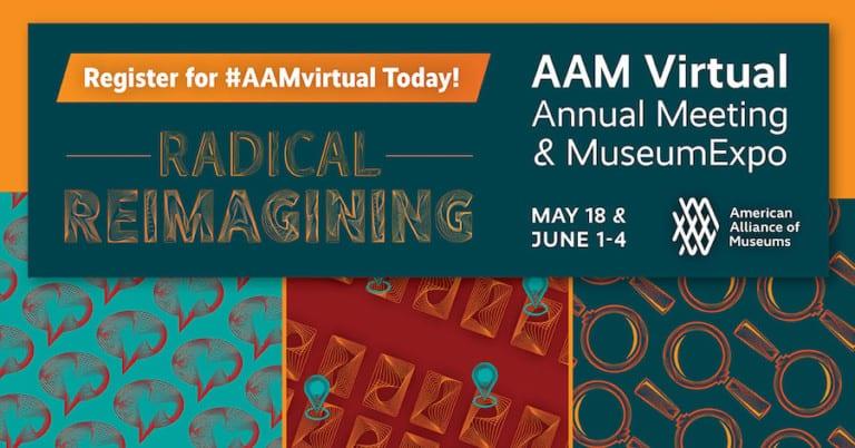 AAM virtual annual meeting #AAMvirtual