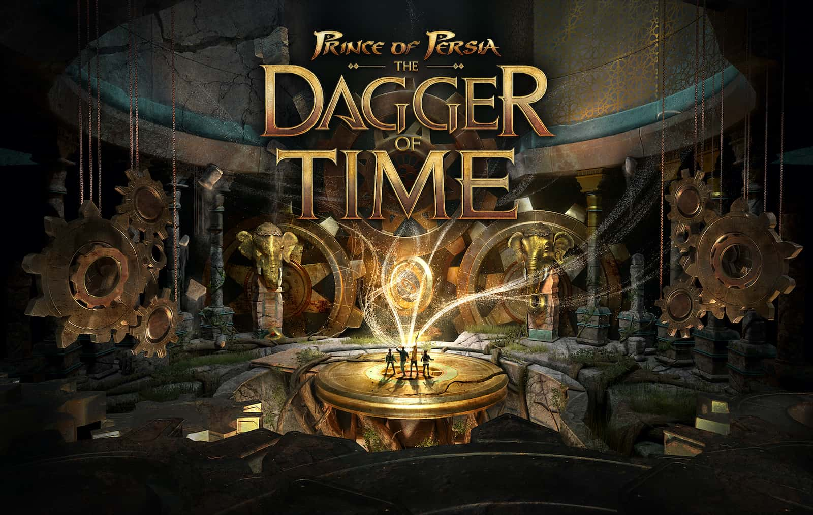 Dagger of Time Prince of Persia Ubisoft VR escape game IP themed attractions
