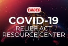 Embed COVID resource center
