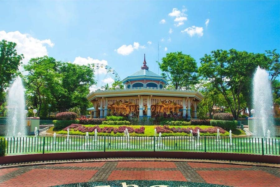Enchanted kingdom Philippines family owned theme parks