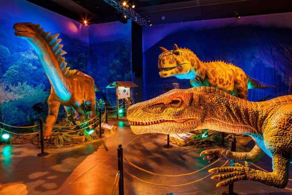 Imagine Exhibitions Dinosaurs Around the World