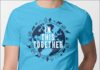 In This Together t-shirt Event Network AZA