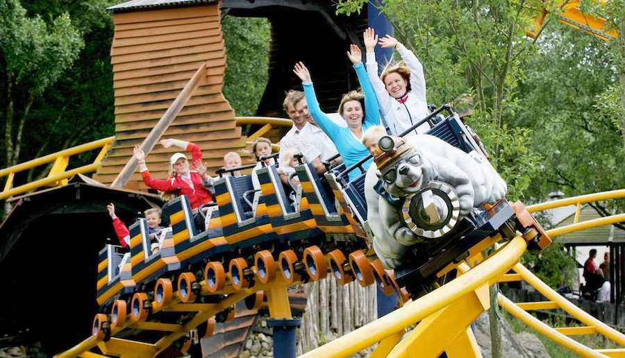 KongeParken family-owned theme parks