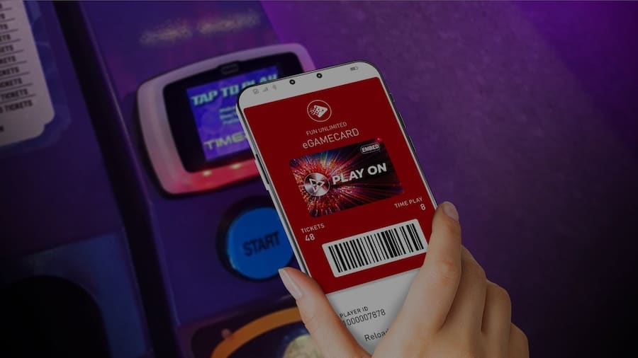 Mobile Wallet Embed eGame Card benefits of cashless technology contactless payments