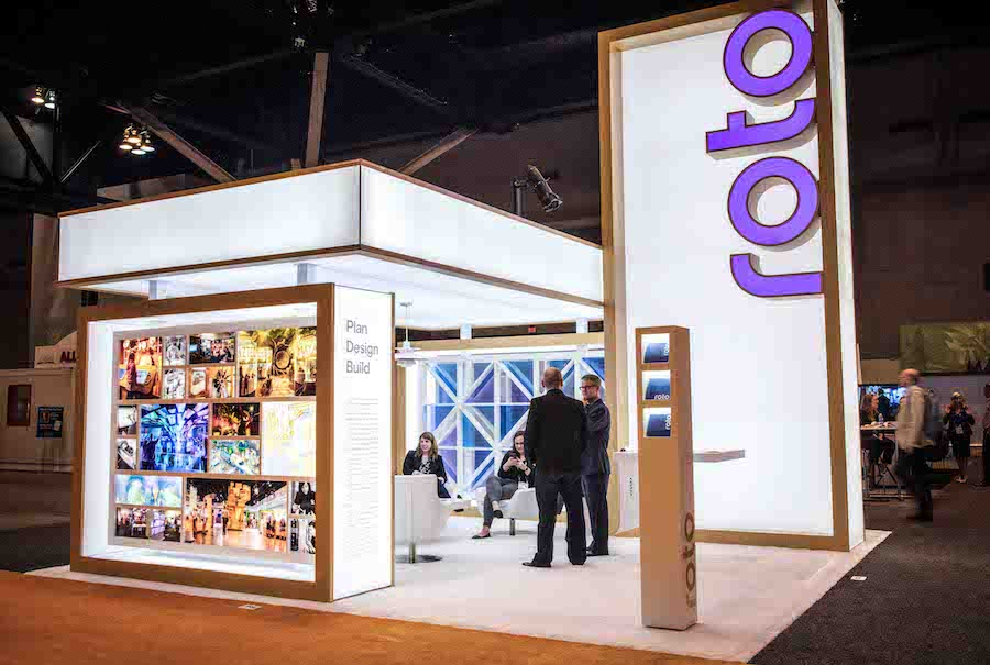 Roto booth AAM 2017