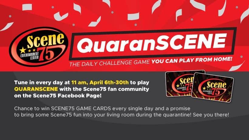 Scene75 QuaranSCENE FECs coronavirus