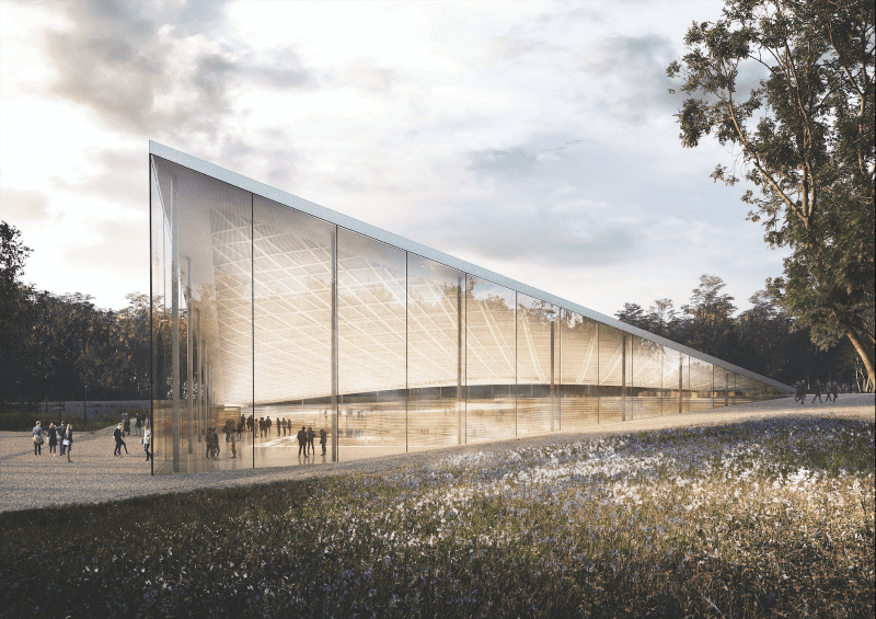 Design of The Babyn Yar Holocaust Memorial Center