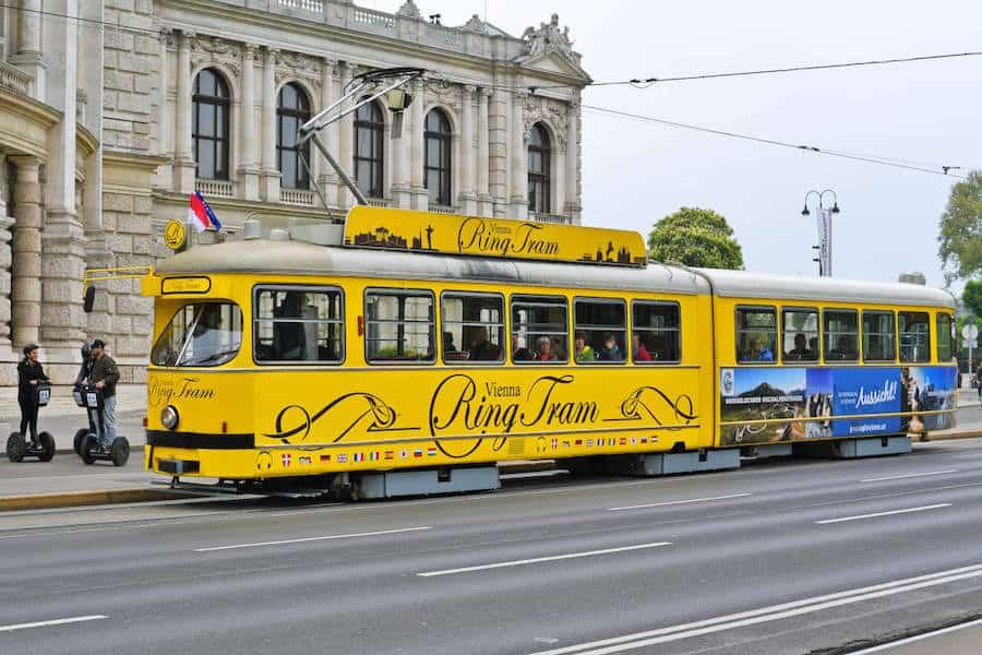 Tram Vienna