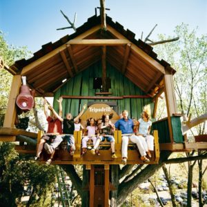 Tripsdrill family owned theme parks