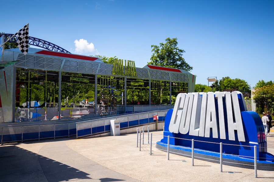 Walibi Holland Speed Zone Leisure Expert Group