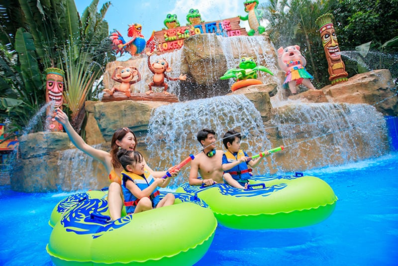chimelong water park coronavirus pandemic news attractions