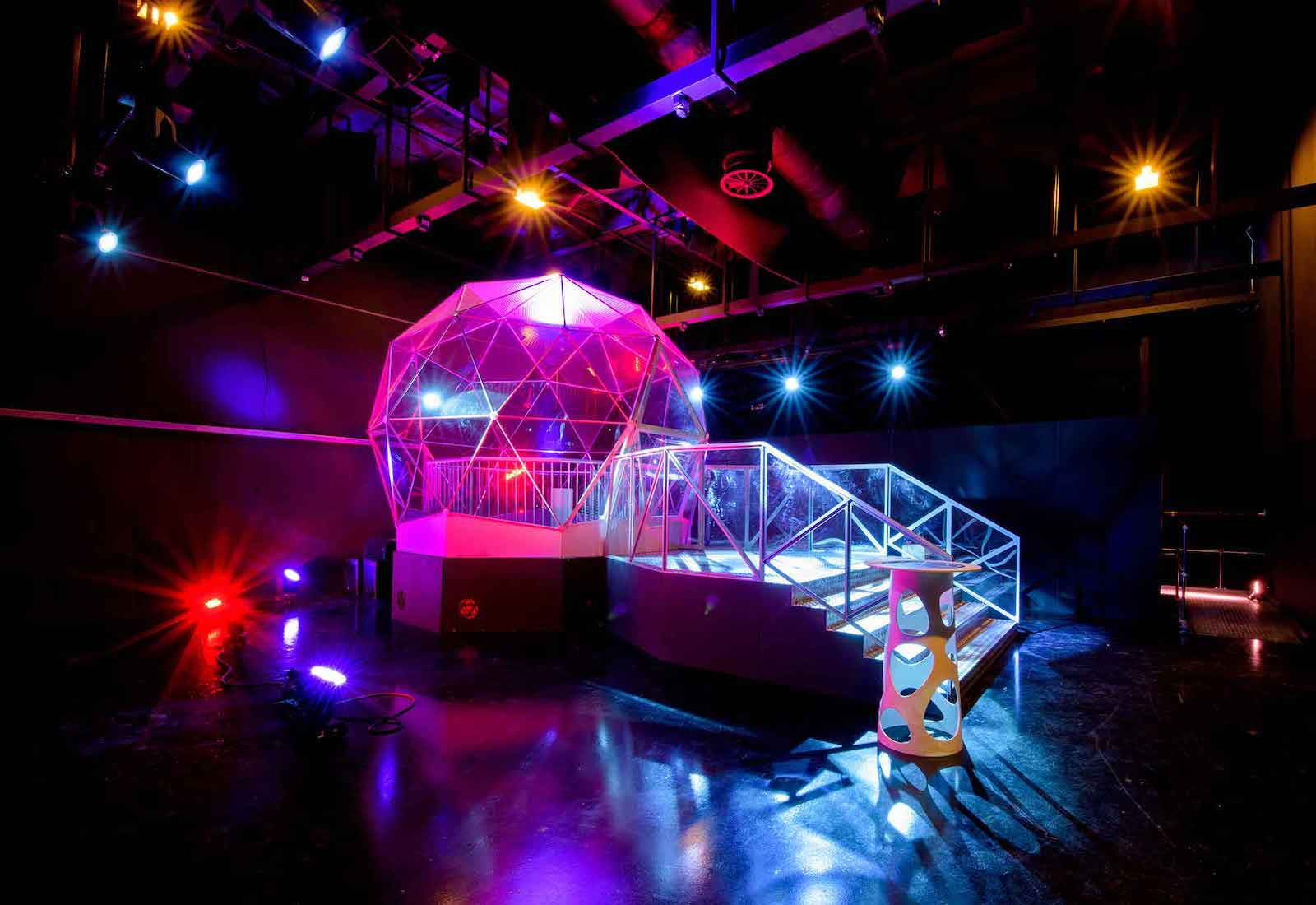 Crystal Maze experience - what impact will COVID-19 have on immersive experiences