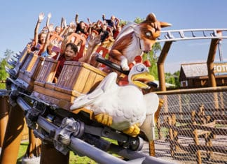 Djurs Sommerland family-owned theme park