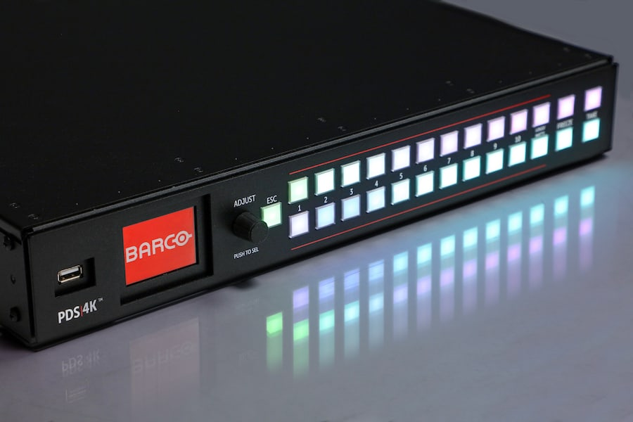 Barco PDS-4K switcher