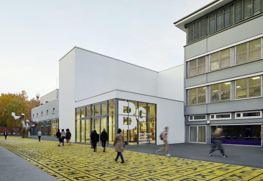 Berlinische Galerie, Außenansicht: © Noshe museums after COVID 19