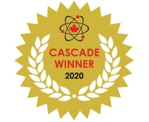 Cascade awards 2020 Science North