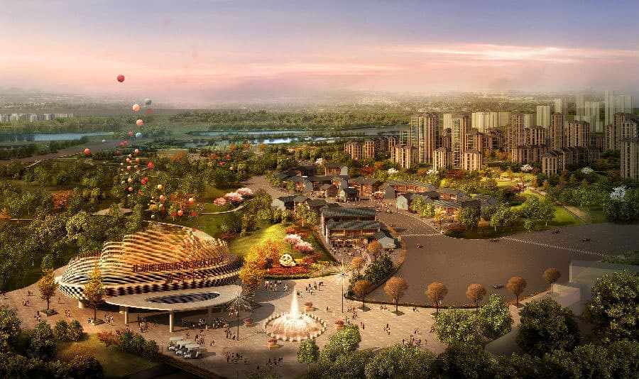 Chengdu Beihu Panda International Tourism and Recreation Zone
