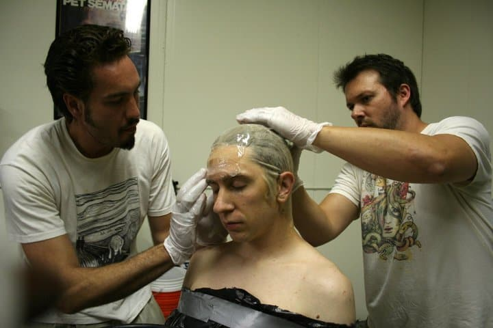 Chris Grap Special Effects Work
