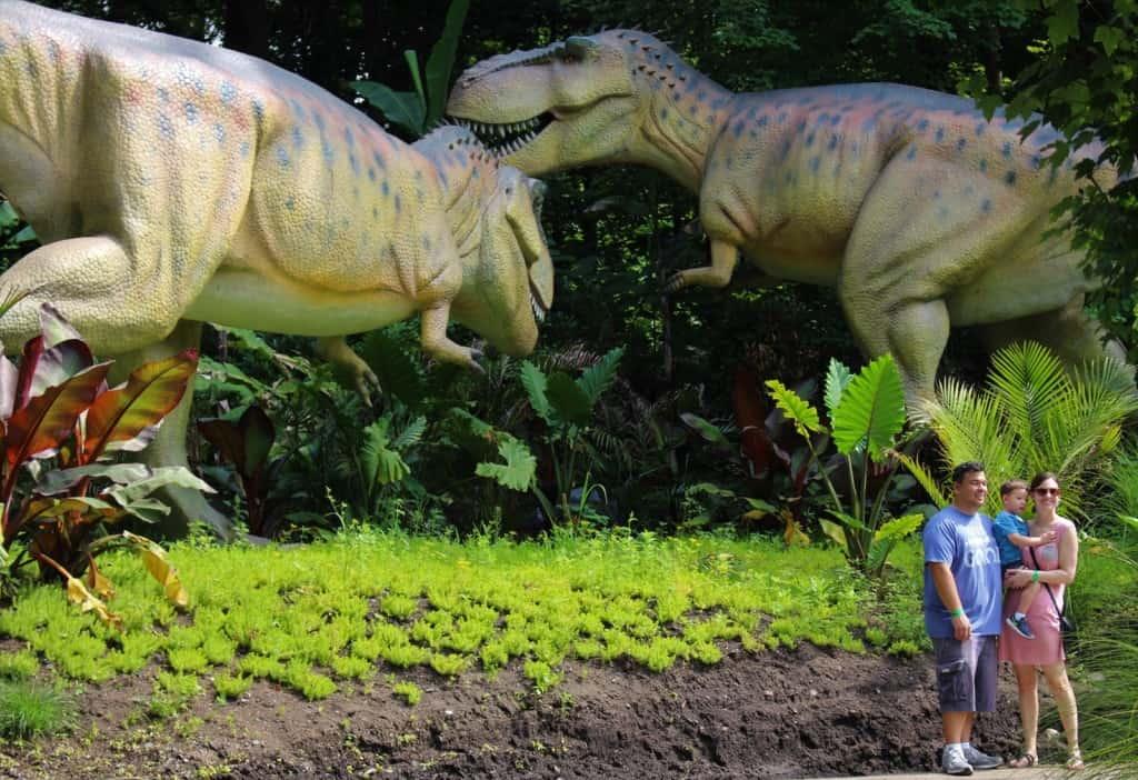 Dino Don realistic dinosaurs