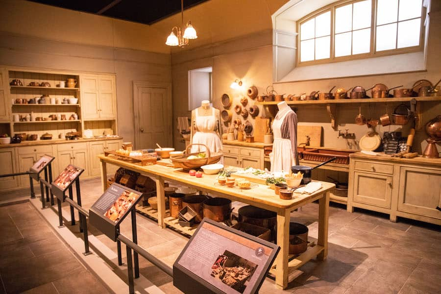 Downton Abbey travelling exhibitions COVID 19