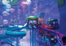 Happy Magic Watercube FORREC water park design