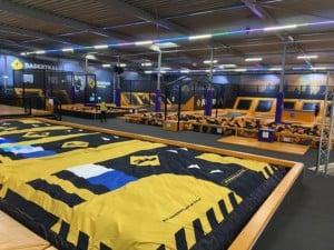 Jumpsquare trampoline park