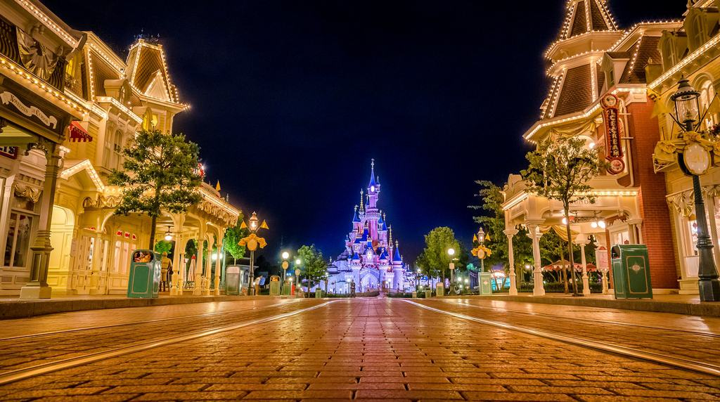 Main Street Disney Eddie Sotto