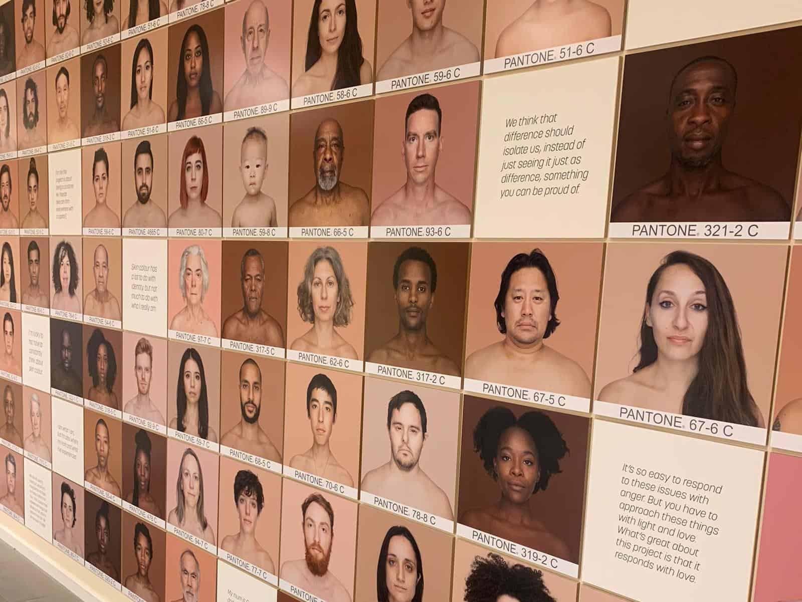 Migration Museum exhibition