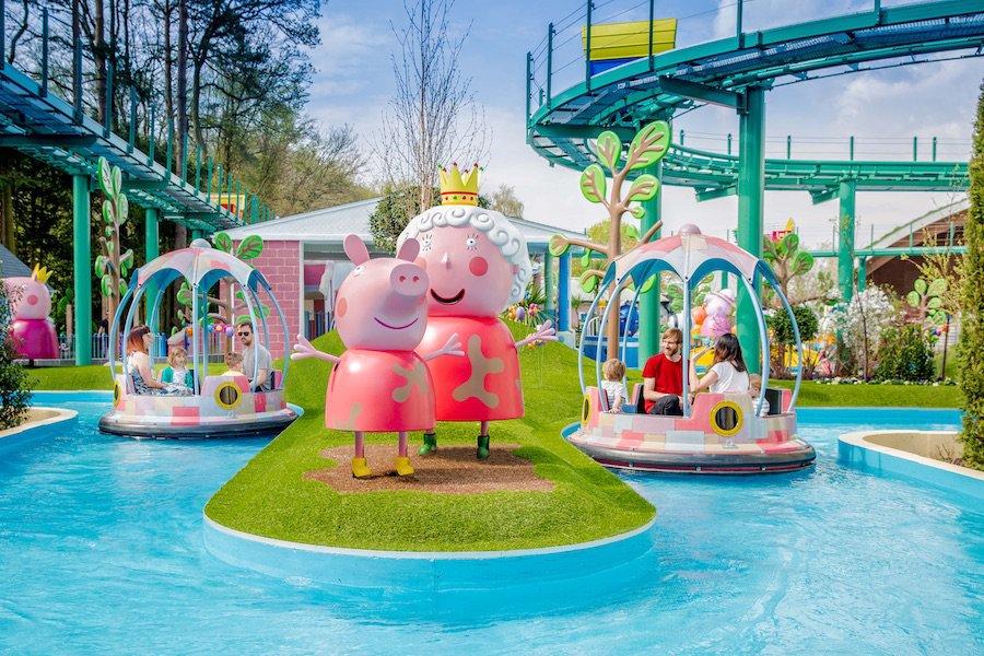 Peppa Pig World at Paultons Park COVID 19 BALPPA