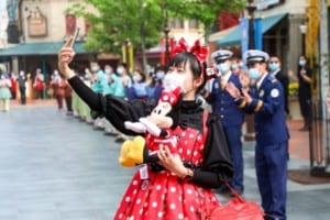 Shanghai Disney theme park recovery after COVID-19 shared experiences