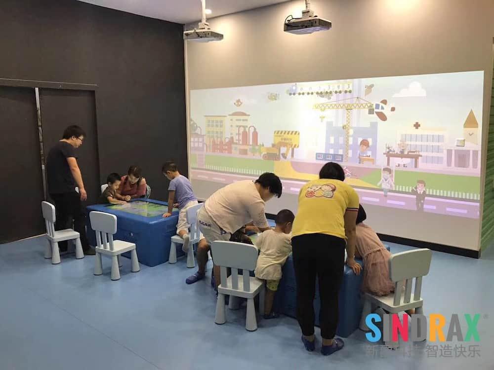 Sindrax Light classroom