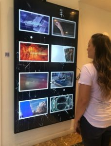 Touchless exhibit Mad Systems