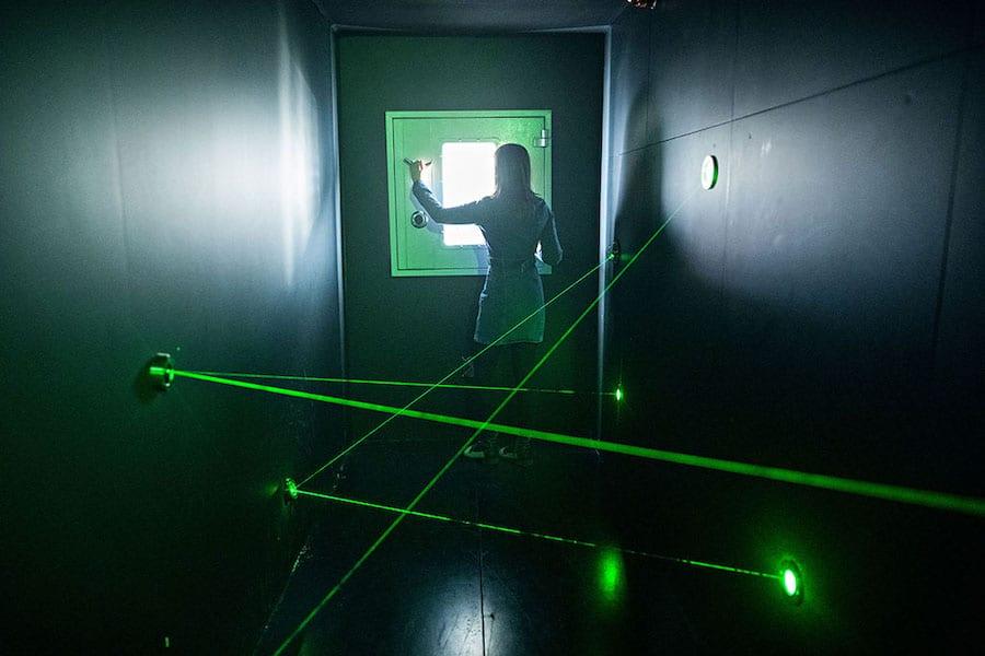 Universcience Spies exhibition ecsite day