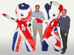 Wenlock Mandeville Rainbow Productions Foulkes and Scott