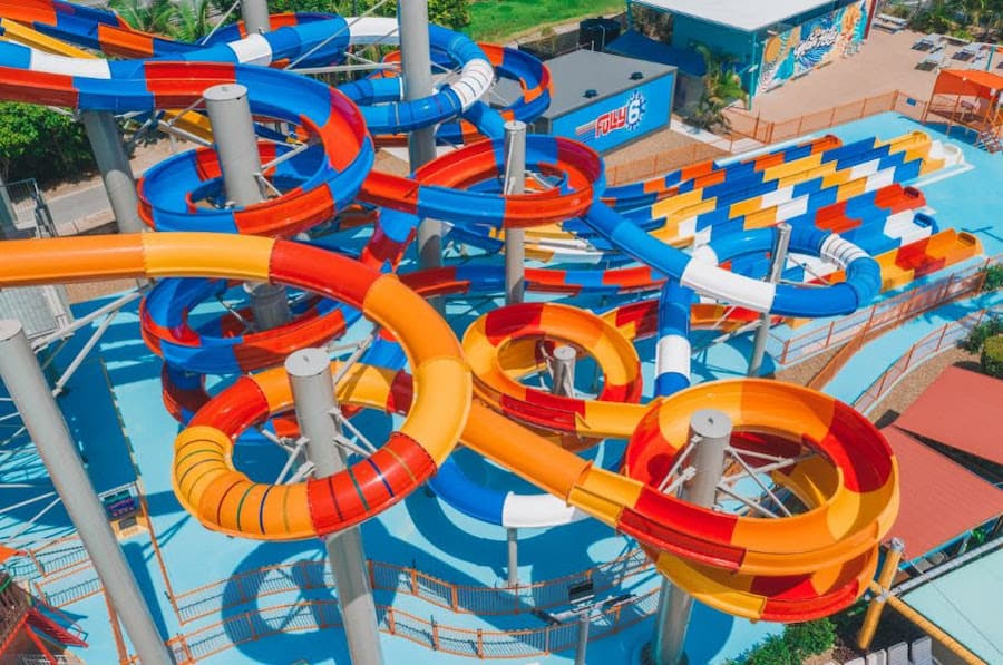 WhiteWater World Fully 6 Polin