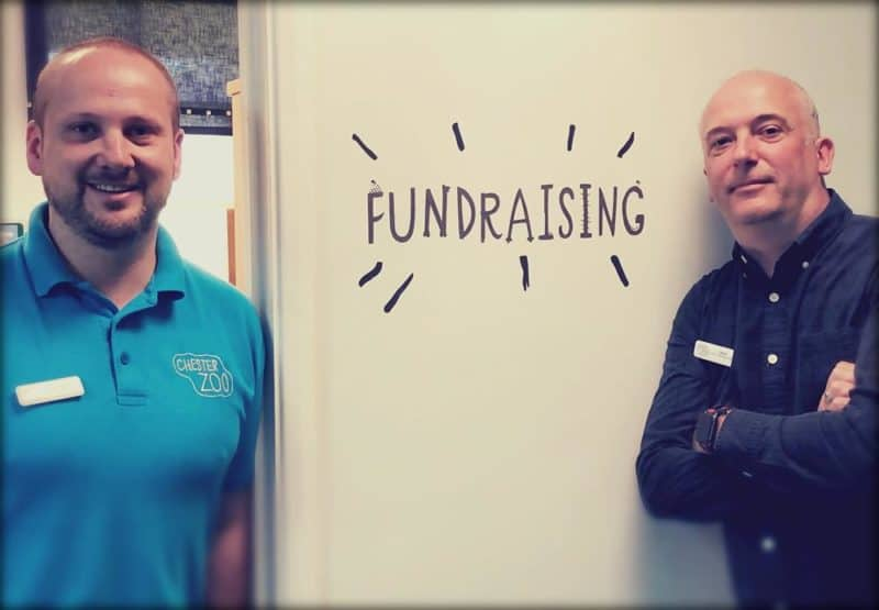 chester zoo fundraising