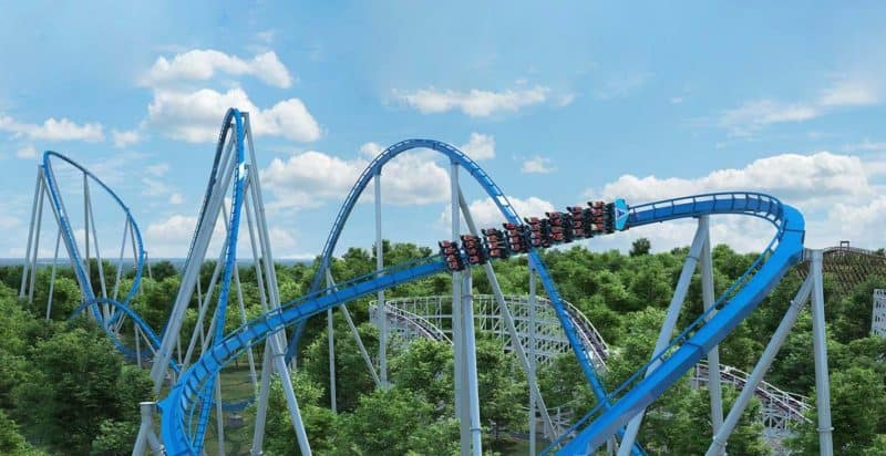 kings island cedar fair theme parks reduced capacity