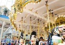 Lotte World carousel covid-19