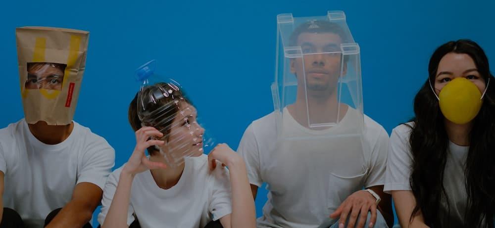 DIY masks covid 19 innovations