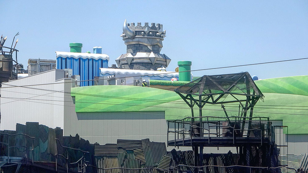 Super Nintendo World Japan Bowsers Castle