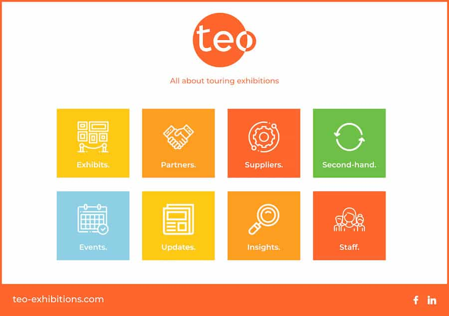 teo-touring exhibitions services