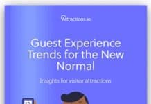 Attractions.io trends report COVID 19 guest expectations