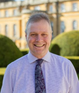 Dominic Hare CEO Blenheim Palace
