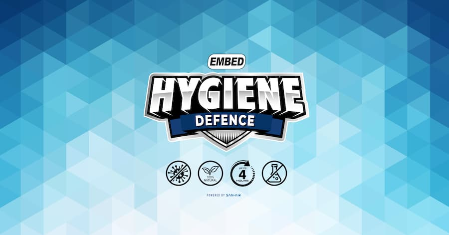 Embed Hygiene Defence attractions