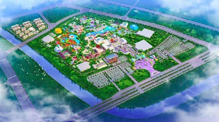 Fantawild Shangqiu animation theme park