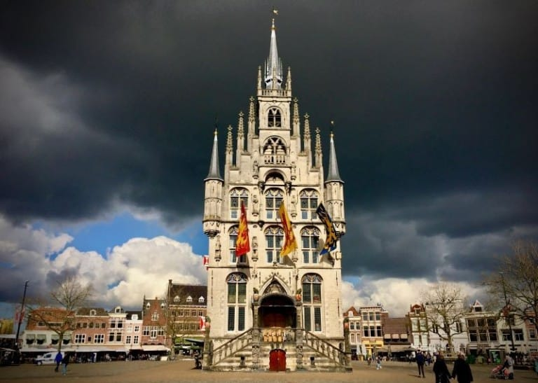 The Gouda city hall new concept design by imagine leisure